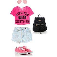 Pink fashion! Pint it! <3