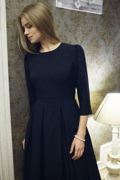 Платье «Синяя фиалка»