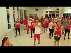 Last Christmas / Simple Zumba® Choereo by Rina & Yao (Move U Dance & Fitness Factory)
