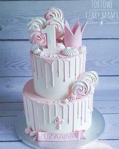 Beautiful Cakes, Amazing Cakes, Girly Birthday Cakes, Ocean Cakes, Birthday Cake Decorating, Just Cakes, Drip Cakes, Celebration Cakes, Yummy Cakes