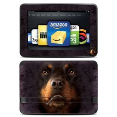 Rottweiler Design Protective Decal Skin Sticker for Amazon Kindle Fire HD 8.9 inch eBook Reader by MyGift. $19.99. Decorate and defend your Amazon Kindle Fire HD 8.9 inch eReader with this remarkable skin decal sticker. This protective skin decal's beautiful, art-quality design helps you add some of your own personal style to your Amazon Kindle Fire HD 8.9 inch. The durable combination of cast vinyl and clear laminate defends your Amazon Kindle Fire HD 8.9 inch ...