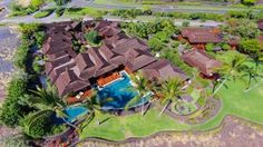 A $33 million, 8-bedroom home on 1.8 acres in Hawaii's exclusive Four Seasons development in Hualalai