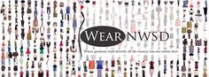 IwearNWSD : Fashion Flair from our runway to your closet Where Garments walk directly from the runway into the online store . Northwest School, Launch Party, Press Release, Shop Now, Product Launch, Trends, Couture, Blog, Fashion Design