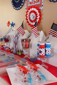 Patriotic kids activities