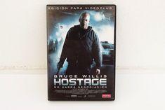 HOSTAGE - FLORENT SIRI - DVD EDICIÓN ALQUILER - BRUCE WILLIS