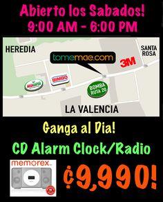 Daily Deal, Open On Saturday, Santa Rosa de Heredia, TomeMae.com