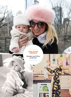 Fashion Interview: Morgan of BU RU's Baby Girl Clothing Picks