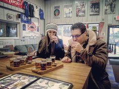 Having fun on the brewery tour! http://vermontology.com/vermont-tours-brewery-spirits.html #brewerytours #brew #beersampling #beertrail #vtbeers #vtbrewery #vtbeertrail #craftbrewery #craftbeer #beer #microbrewery #vtmicrobrew #vtcraftbeer #dropinbrewery #Vermont #vermonting #yankeemagazine #vtbrewerytour #newyear #newengland #newyeartour