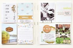May 2014 | Two by Peppermint - Scrapbooking Kits, Paper & Supplies, Ideas & More at StudioCalico.com!