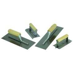 4 Piece #Concrete Hand Tool Set