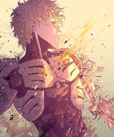 Genos art-one punch man #Genos #onepunchman #cosplayclass #anime