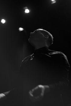 George Clarke of Deafheaven. Photo by Daniel Burns.
