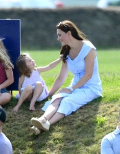 Watch Princess Charlotte Crack Kate Middleton Up *So* Hard, the Pictures Are TOO MUCH- Cosmopolitan.com
