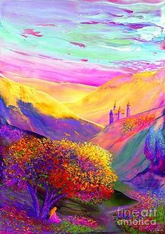 Jane Small - Colorful Enchantment
