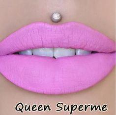New Brand Lip Gloss Liquid Matte Lipstick Long Lasting Lips Cosmetics Beverly Hills Lip Make Up Velour Liquid Lipstick, Lipstick Queen, Matte Lipstick, Lipstick Colors, Lip Colors, Violet Lipstick, Makeup Lipstick, Gloss Matte, Pink Lip Gloss