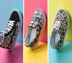 Mickey Mause x Vans for Opening Ceremony (Summer 2014)