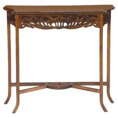 Relling Carved Console Table