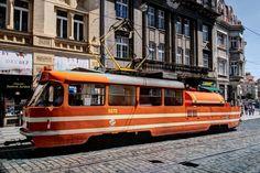 CZ Prague - Tatra T3 #5572 Work Service Karmelitská   Flickr Prague Transport, Transportation, David, Explore, Photography, Photograph, Fotografie, Photoshoot, Fotografia