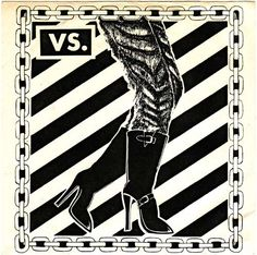 VS. – S/T 7″ | Killed By Death Records