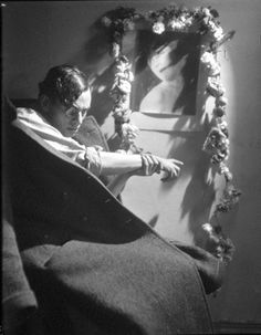 The Way, starring Sebastian Droste and Rosalinde Fuller, photographed by Francis Bruguière (1925)