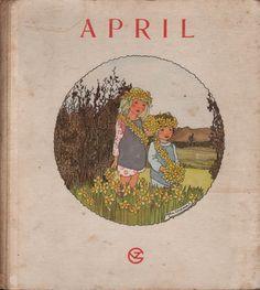 Rie Cramer ~ April