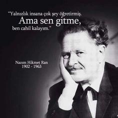 Nazım Hikmet Good Sentences, Revolutionaries, Einstein, Best Quotes, Quotations, Texts, Literature, Poems, Writer