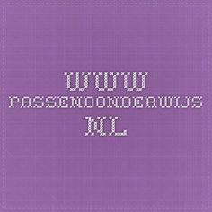 www.passendonderwijs.nl
