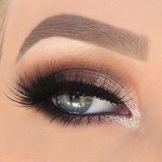 88 Gorgeous eye makeup ideas