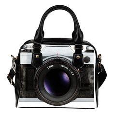 I need this. Like *neeeeed* this ... Vintage Camera Shoulder Handbags