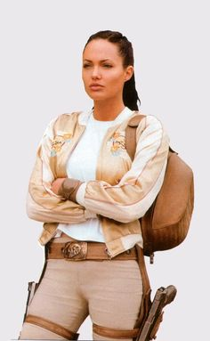 jolie halloween costume | Tomb Raider Costume Resource: Lara Croft - The Cradle Of Life - Biking ...