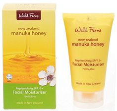 Manuka Honey Replenishing SPF15  Facial Moisturiser ** More info could be found at the image url.