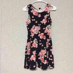 Beautiful floral dress Forever 21 floral skater dress. Cheaper on Mercar. Forever 21 Dresses Midi