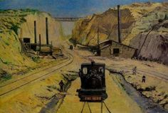 The history of the Corinth Canal by: iefimerida Corinth Canal, Old City, Historical Photos, Old Photos, Greece, The Past, History, Antiques, Painting