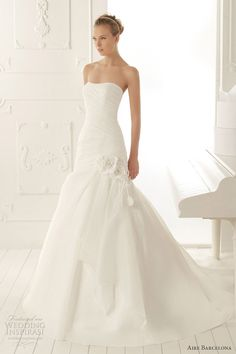 aire barcelona wedding dresses 2013 velazquez gown