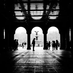 bethesda terrace, central park http://www.thebeckydiaries.com/home/nyc-photography-guide-part-2 #nyc #photography #newyork #photographyguide