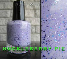 LOVE these indie hand made polishes featured on nailXchange: Smitten Polish bottle pics