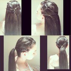 Hair Net featuring @scunci_hair Brunette Polybands!    http://candyfairyblogs.blogspot.com.au/2014/10/hair-style.html  #hairnet #polybands #brunette #hairstyle #hairtutorial #hairinspo #scunci #scuncihair #hairaccessory #hairblogger #bbloggersau #beautybloggers #beautyguru #australianbeautyblogger #hair #longhair #australian #brisbane #brisbaneblogger #australianblogger