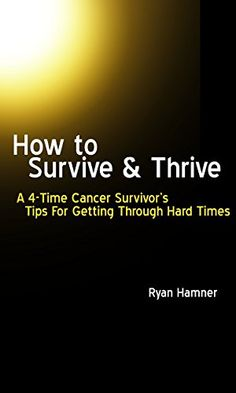 In this book, 4-time cancer survivor, Ryan Hamner, shares his story and 9 very important secrets for getting through the hard times in life. Hamner not only beat cancer, but went on to write, record and license music and thrive!