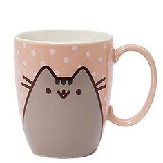 GUND Pusheen 12 oz Mug *** Want additional info? Click on the image. (This is an affiliate link) #Catmug