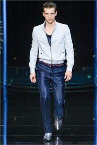 Roberto Cavalli - Men Fashion Spring Summer 2013 - Shows - Vogue.it