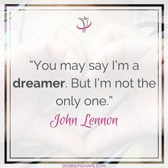 You may say Im a dreamer. But Im not the only one.  Imagine John Lennon  Life is hard sometimes but believe it or not no matter how painful our situation is it could still get worse.  Yet instead of focusing on the negative side set your mind to some positive thinking. You have lots to win with it!  #PositiveThinking #PositiveMind #BePositive #ThinkPositive #PositiveAttitude #quoteoftheday #motivation #inspiration #goodmorning