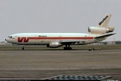 1987 - Western Airlines