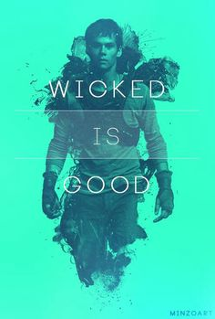 I do not agree. I've said it before and I will say it again. Wicked is not good. Once you read the last book then you will fully understand