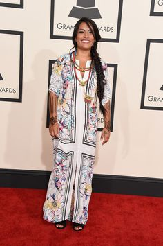 See All the Looks From the 2015 Grammy Awards  - ELLE.com