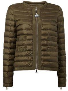 MONCLER 'Alose' Padded Jacket. #moncler #cloth #jacket