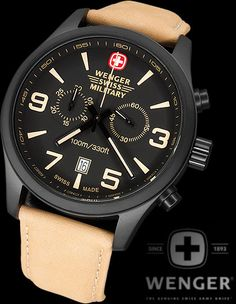 43 Best NEW WENGER WATCHES images  c53f225654a