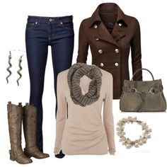 """Fall - Winter Style"" by sweetsillychic on Polyvore"