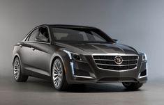 2014 Vehicle of the Year: Cadillac CTS Car Gif, Cadillac Cts V, Buick Gmc, Sports Sedan, Mazda 6, New Engine, Self Driving, Car Wrap, Car Wallpapers