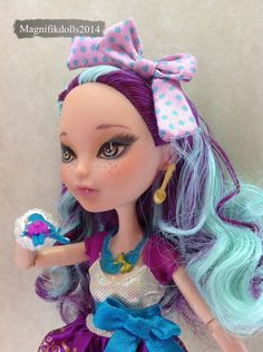 Ever After High custom doll ooak  In private collection