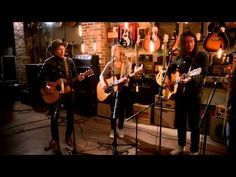 """Watch: Whitehorse Covers Neil Young's """"Helpless"""" 